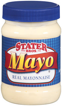 Stater Bros.® Real Mayonnaise 15 fl oz