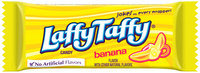 LAFFY TAFFY Banana Candy 145 Pieces 3.08 lb. Tub