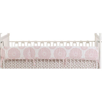 Cotton Tale Sweet and Simple Front Crib Cover Up