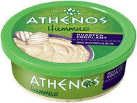 Athenos Roasted Eggplant Hummus 7 Oz Plastic Tub