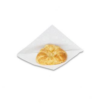 Bagcraft Bakery Bags Open-Side Grease-Resistant Sandwich Bags, 6w x