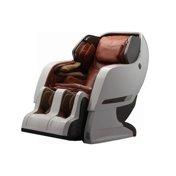 Infinity Therapeutics Infinity IT-Iyashi PU Leather Reclining Massage Chair Color: Caramel
