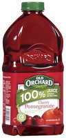 Old Orchard 100% Juice Cherry Pomegranate Juice 64 Oz Plastic Bottle