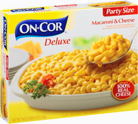 On-Cor® Deluxe Macaroni & Cheese Party Size 76 oz. Box