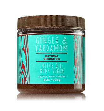 Bath & Body Works® GINGER & CARDAMOM Olive Oil Body Scrub