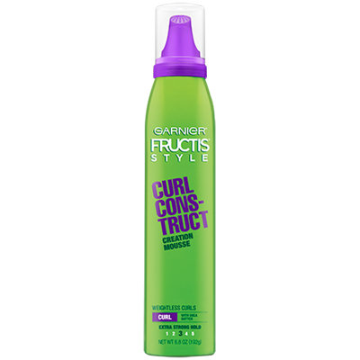Garnier Fructis Curl Construct Creation Mousse