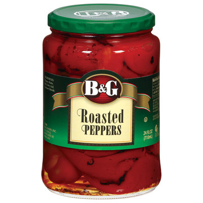 B&G Roasted Peppers