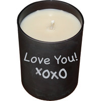 Acadian Candle 11302 Chalkboard Candle Lavender Cotton Scent