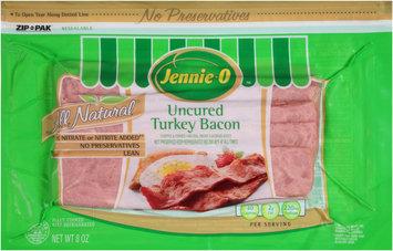Jennie-O™ Uncured Turkey Bacon 8 oz. Pack