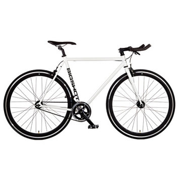 Big Shot Bikes Copenhagen Single Speed Fixed Gear Road Bike Size: 52cm