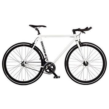 Big Shot Bikes Copenhagen Single Speed Fixed Gear Road Bike Size: 52cm