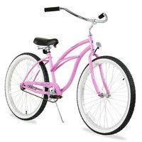 Firmstrong Women's Urban Lady Single-Speed Beach Cruiser Bike
