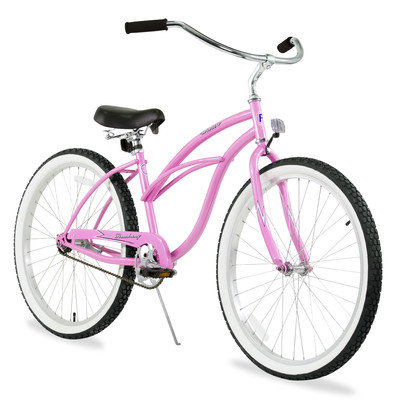 Firmstrong Women's Urban Lady Single-Speed Beach Cruiser Bike