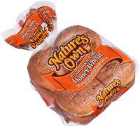 Nature's Own® Honey Wheat Sandwich Rolls 8 ct Bag