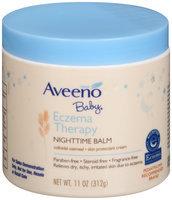 Aveeno Baby® Eczema Therapy Nighttime Balm Skin Protectant Cream