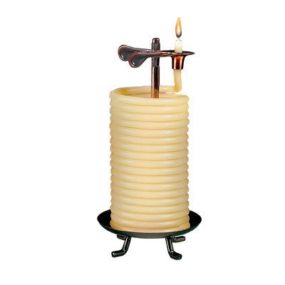 Eclipse Home Decor Llc Eclipse Home Decor, LLC 80 Hour Coil Candle 20559B