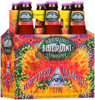 Blue Point Brewing Company™ Hoptical Illusion India Pale Ale 6-12 fl. oz. Bottles