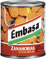 Embasa® In Escabeche Carrots 26 oz. Can