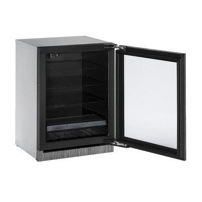 U-Line U3024RGLINT00A 4.9 cu. ft. Built-in Compact Refrigerator
