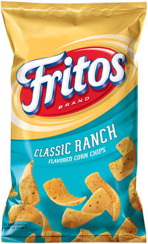 Fritos® Classic Ranch Flavored Corn Chips 9.25 oz. Bag