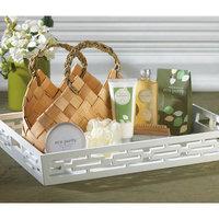 Sunrise Green Tea And Bergamot Spa Set, Home Locomotion