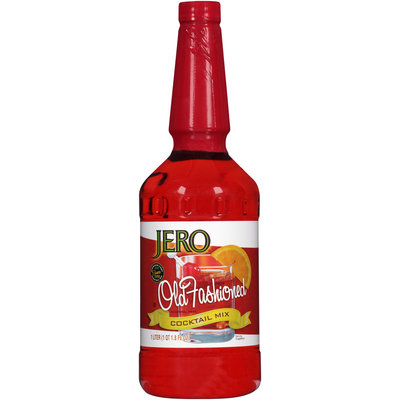 Jero® Old Fashioned Cocktail Mix 33.8 fl. oz. Bottle