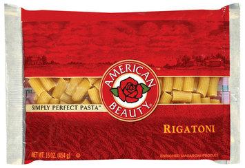 American Beauty  Rigatoni  16 Oz Bag
