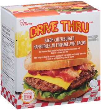 Pierre™ Drive Thru® Bacon Cheeseburger 139g Box