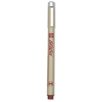 Sakura of America Pigma Brush - Archival Quality Waterproof Brush Pen - Blister Packed - Sepia