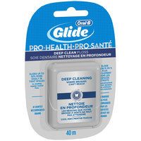 Deep Clean Oral-B Glide Pro-Health Deep Clean Cool Mint Floss 40 M