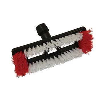 O-cedar Commercial O Cedar Deck Scrub Brush w/ Swivel Joint -1 DZ