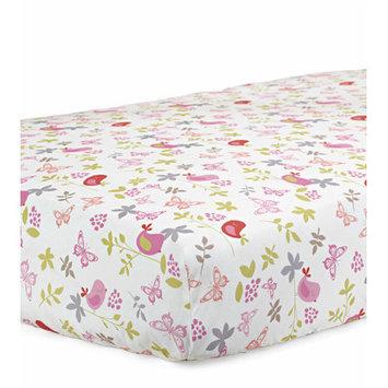 Just Born Botanica 3-Piece Crib Bedding Set