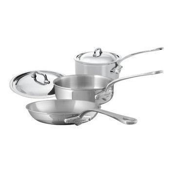 Mauviel M'Cook 5 Piece Cookware Set