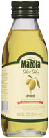 Mazola Pure Olive Oil Glass Bottle