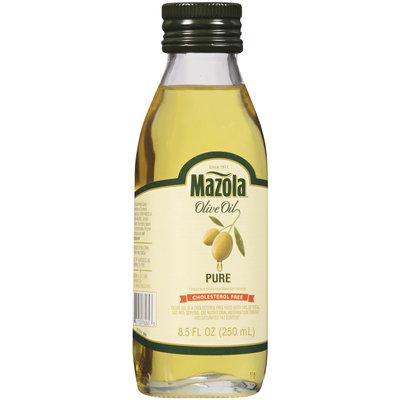 Mazola Pure Olive Oil Glass Bottle