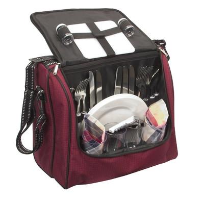 Fox Run Craftsmen 4-Person Picnic Cooler Bag