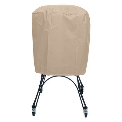 KoverRoos 43061 Weathermax X-Large Smoker Cover Toast - 24 Dia x 34 H in.