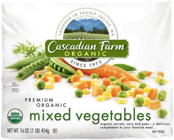 Cascadian Farm® Organic Mixed Vegetables 16 oz. Bag