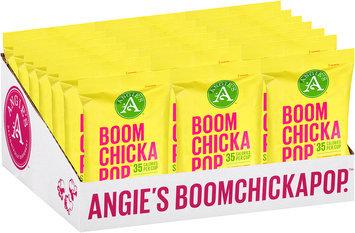 Angie's Boomchickapop® Sea Salt Popcorn 24-.6 oz. Bags