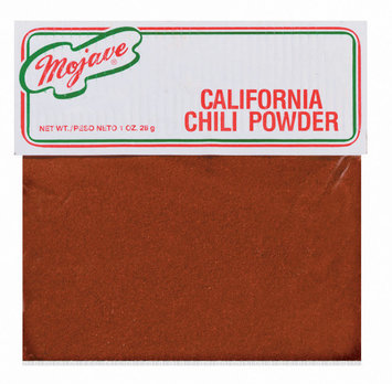 Mojave California Chili Powder 1 Oz Peg