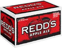 Redd's® Apple Ale 4-6 Packs 12 fl. oz. Bottles