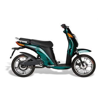 Jetson Bike Electric Bike Color: Hunter Green