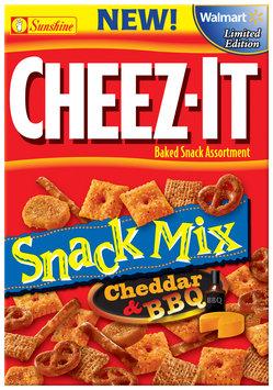Cheez-It® Cheddar & BBQ Snack Mix