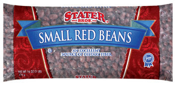 Stater Bros. Small Red Beans 16 Oz Bag