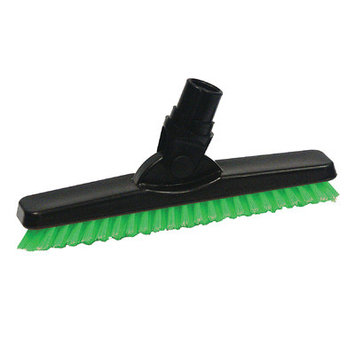 Syr Grout Brush BLK Bristles Color: Green