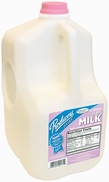 Producers 1% Light Milk 1 Gal Jug
