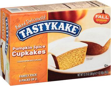 TastyKake® Pumpkin Spice Cupkakes 12 ct Box