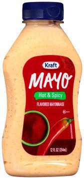 Kraft Mayo Hot & Spicy Mayonnaise