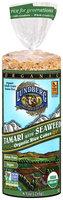Lundberg® Tamari with Seaweed Organic Rice Cakes 8.5 oz. Bag
