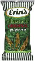 ERIN'S All Natural Original Popcorn 4.5 OZ BAG